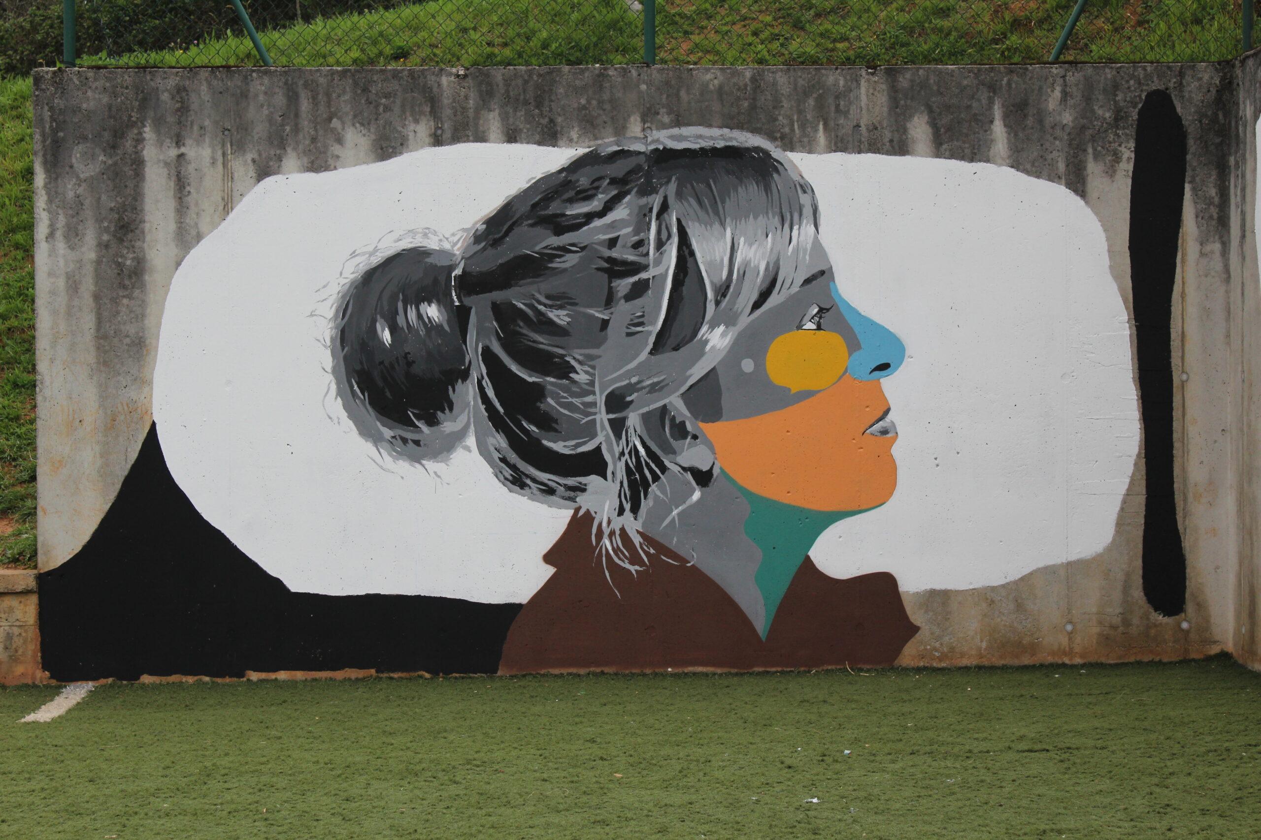 Painting in Zestoa